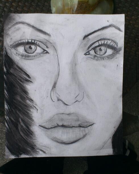 Angelina Jolie par ghost7744